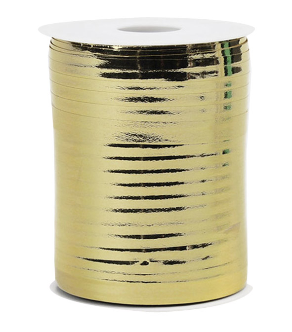 Krullint Goud Metallic