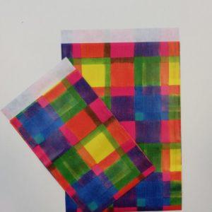 Cadeauzakjes, Vierkant K50091, per 250st