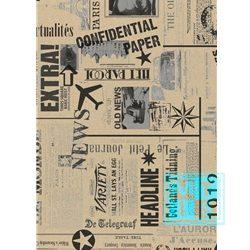 Cadeaupapier Krant Newspaper 101352-2