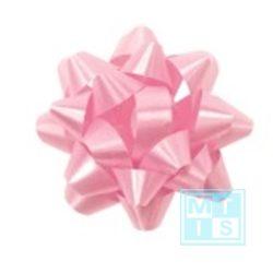 Deco-sterren, Roze, per 25st.