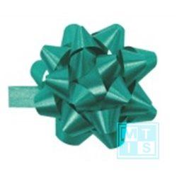 Deco-sterren, Groen, per 25st.