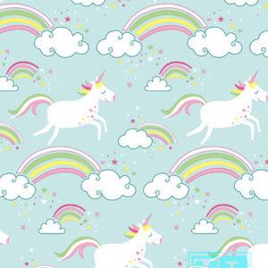 Cadeaupapier Unicorn - Eenhoorn K601741
