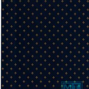 Cadeaupapier Franse Lelie Blauw 6564