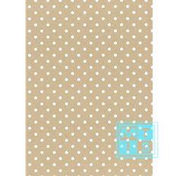 Cadeaupapier Little Dots White, K101200-17