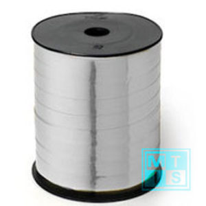 Krullint Zilver Metallic
