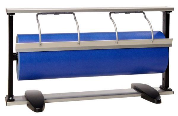 Papierrolhouder Tafelmodel Serie 200 Alu