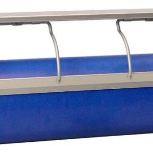 Papierrolhouder Ondertafel Serie 200 Alu