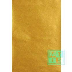 Bedrukt kraftpapier: Goud 4209