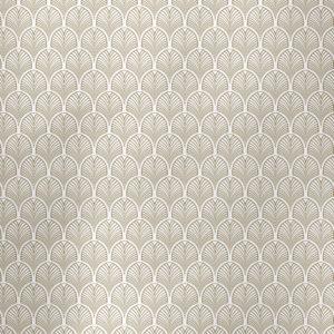 Cadeaupapier inpakpapier Metallic Goud met Wit