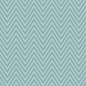 Cadeaupapier Groen Zigzag Motief K601889-3