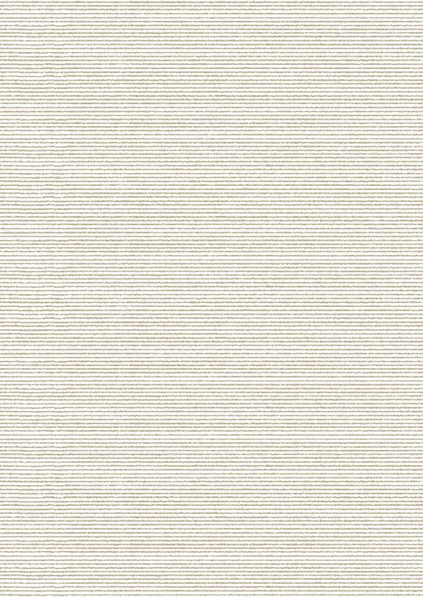 Cadeaupapier Horizontale Lijnen Wit Goud
