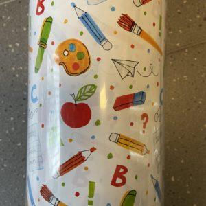 Geschenkpapier C4013 School