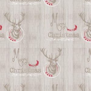Cadeaupapier Merry Christmas Honest Reindeer