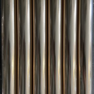 Cadeaupapier Assorti Consumentenrollen Brons Metallic, 6 rollen
