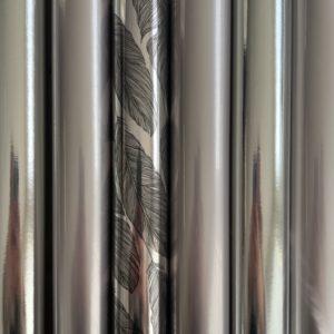 Cadeaupapier Metallic Consumentenrollen Marliny, 6 rollen