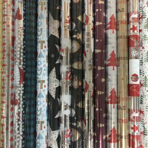 Cadeaupapier - Assorti - Kerstmis - 14 rollen - 150 x 70cm