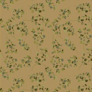Kerst Kraft papier Eucalyptus takjes