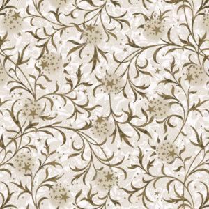 Goud Wit Kerst papier Ornamenten