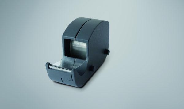Papiersnijder Cadeaupapier Snijmachine consumentenrollen Tapehouder los