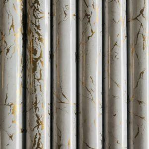 Inpakpapier Marmer 6 Rolletjes Cadeaupapier