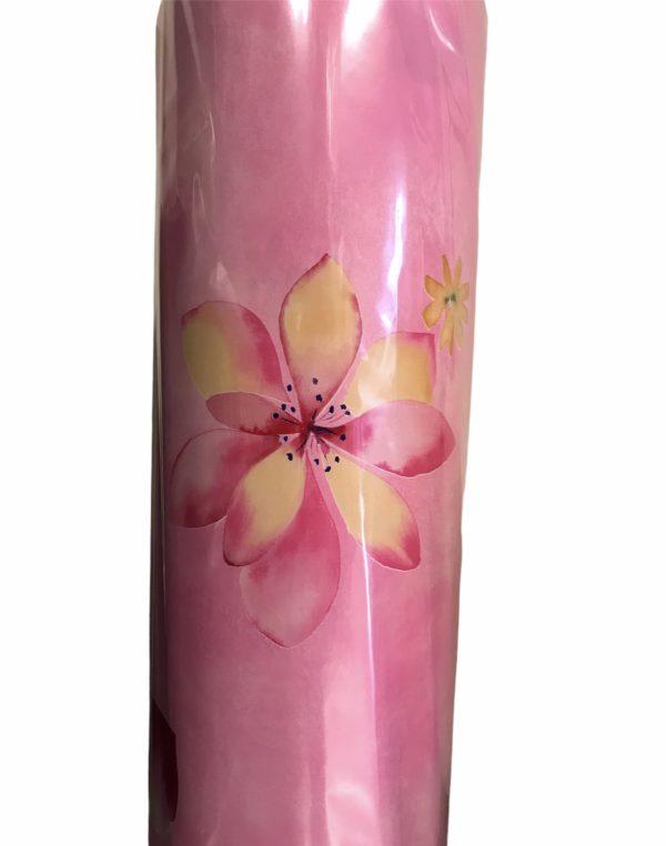 Roze cadeaupapier C4415, 40cm breed