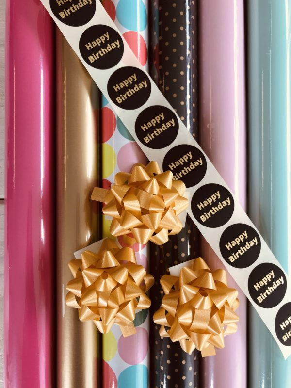 Geschenkverpakking roségoud Ibiza