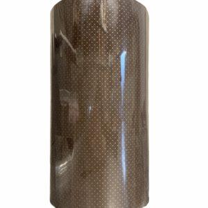 Bruin Kraftpapier met Stipjes C4119