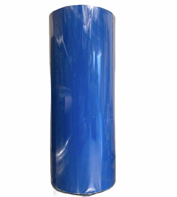 Inpakpapier uni Neon Blauw C4125