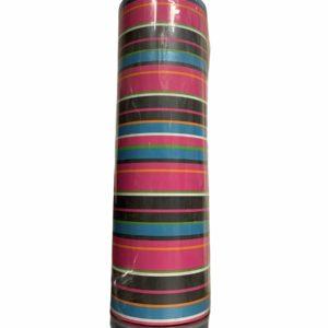Cadeaupapier met gekleurde Strepen C4142