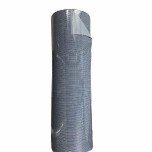 Blauw Dubbelzijdig Inpakpapier Strepen C4151