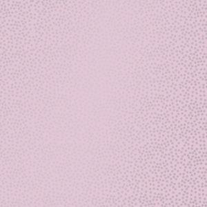 Roze inpakpapier met gouden stipjes