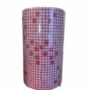 Cadeaupapier Bloemen Roze